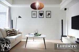 Drveni Lusteri / Lampe (GravArt)