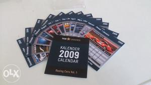 Stolni Kalendar/Kalendari CD case