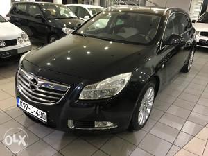 Opel Insignia Sports Touer 2.0 dizel - REGISTROVAN