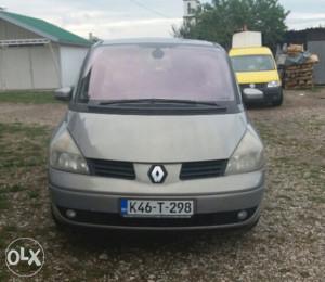 Renault Espace 2.2 (registrovan godinu dana)