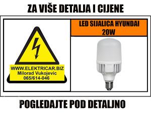 LED SIJALICA 20W