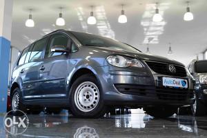 Volkswagen Touran Facelift 2.0 tdi Koža Klima