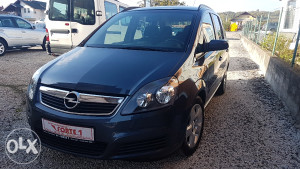 Opel zafira 1.9 cdti 74 kw 7 sjedista 2006