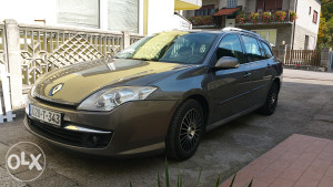 Renault Laguna 2.0 dizel automatik