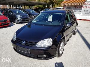VW GOLF 1,9 TDI 77KW 2008G LIMUZINA SERVISNA 2 KLJUČA