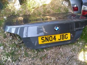 BMW E60 gepek
