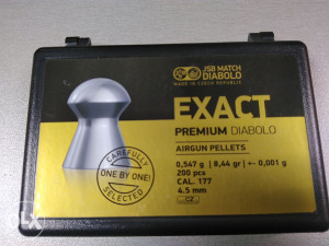 Diabole JSB 4,5mm EXACT Premium