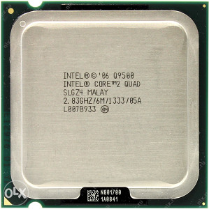 Procesor Intel Core 2 Quad Q9500