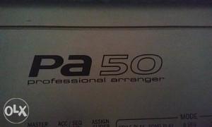 KORG 50 PA PROFESIONAL