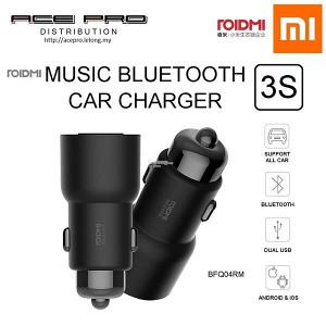 ROIDMI 3S Dual USB Port | Bluetooth Auto Punjač
