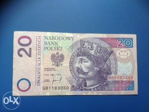 Novčanice POLJSKA