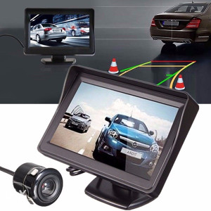 Auto parking kamera LCD i kamera parking senzor kamera