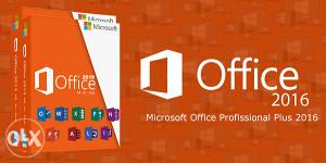 Microsoft Office Plus Pro 2016
