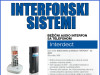 INTERFON-Bežični sa telefonom INTERDECT