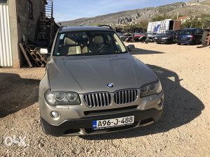 BMW X3 3.0d 2008god FULL oprema, panorama