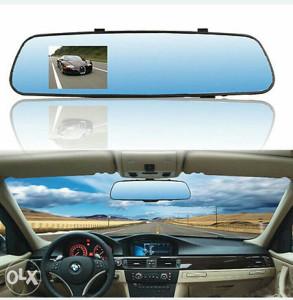 Auto kamera-car dvr retrovizor-NA STANJU