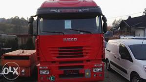 Iveco Stralis 450ks/Euro 5