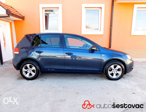 VW GOLF VI 1.6 TDI 2012g. MATCH OPREMA
