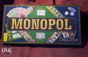 Monopol,društvena igra,razne igračke