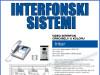 INTERFON-Video interfon crno-bijeli i u koloru