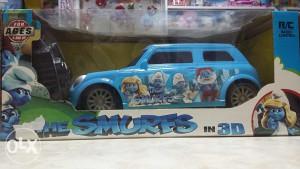 Strumf Auto na daljinski,igračke