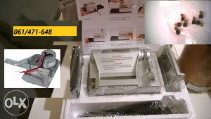 Masinica za duhan duvan POWERMATIC 2+-ZORR-elektricna