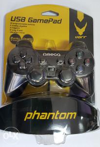 Gamepad OMEGA Phantom USB PC (4128)