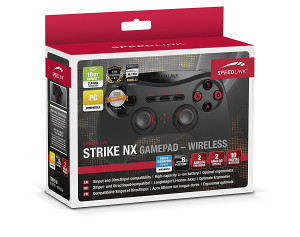 Gamepad SPEEDLINK Strike SL-BK-01 Black (4918)