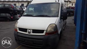Renault master 2006 god 2.5 dci dijelovi