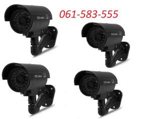 4 lažna kamera(video nadzor)
