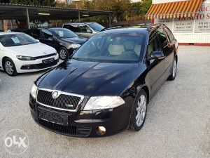 ŠKODA OCTAVIA 2,0 TDI 170PS RS 2008 GOD FULL