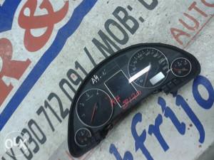 Audi A4 Kilometar sat