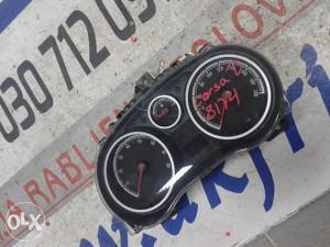 Opel Corsa D Kilometar sat