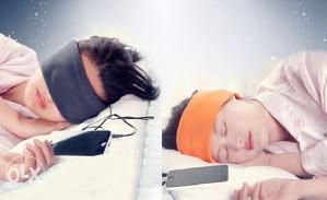 Povez za oči/ traka za spavanje sa ugrađenim zvučnicima