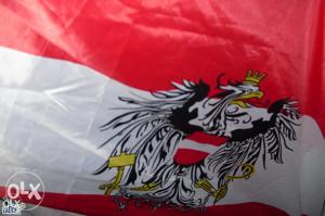 Zastava austrija 150x90 / flag austria-osterreich