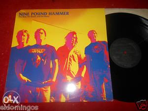 Nine Pound Hammer - The Mud, the Blood, Beers - LP