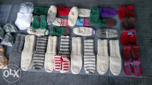 Priglavke i vunene čarape