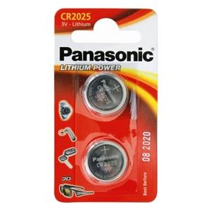 Baterija Panasonic CR-2025EL/2B