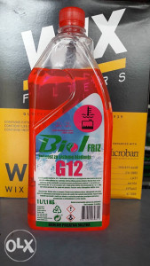 100% antifriz g12