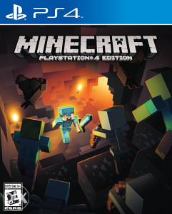 Minecraft (PS4 - Playstation 4)