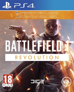 BATTLEFIELD 1 Revolution PS4. DIGITALNA IGRA