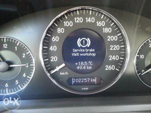 Mercedes SBC RESET popravak Žepče