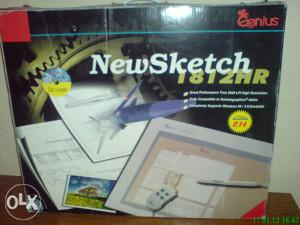 Grafički tablet - digitizer za crtanje u AutoCad-u