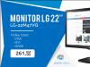 Monitor LG 22M47VQ 22'' FHD 1920x1080