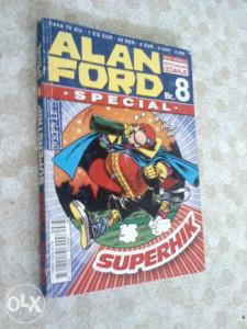 alan ford spec.8 superhik