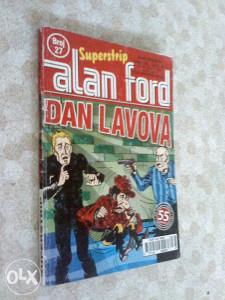 Alan Ford 27-Dan Lavova