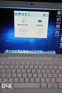 MacBook 13inch early 2008