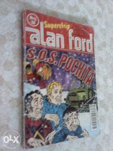 Alan Ford 38-S.O.S. Pochita