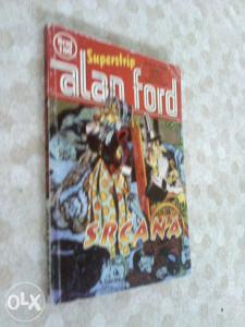 Alan Ford 1000-Srcana