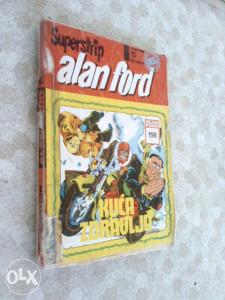 Alan Ford 198-Kuca zdravlja